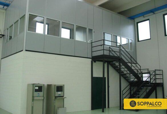 soppalchi industriali uffici